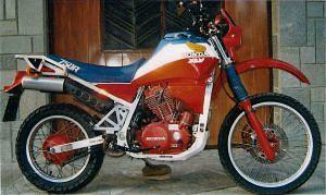 Honda XLV 750R (1983)