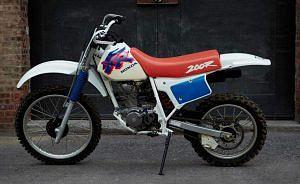 Honda XR200R (1993)