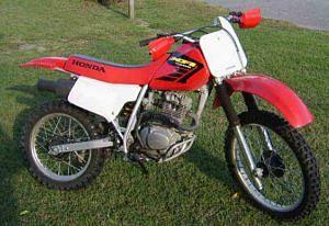 Honda XR200R (2002-03)