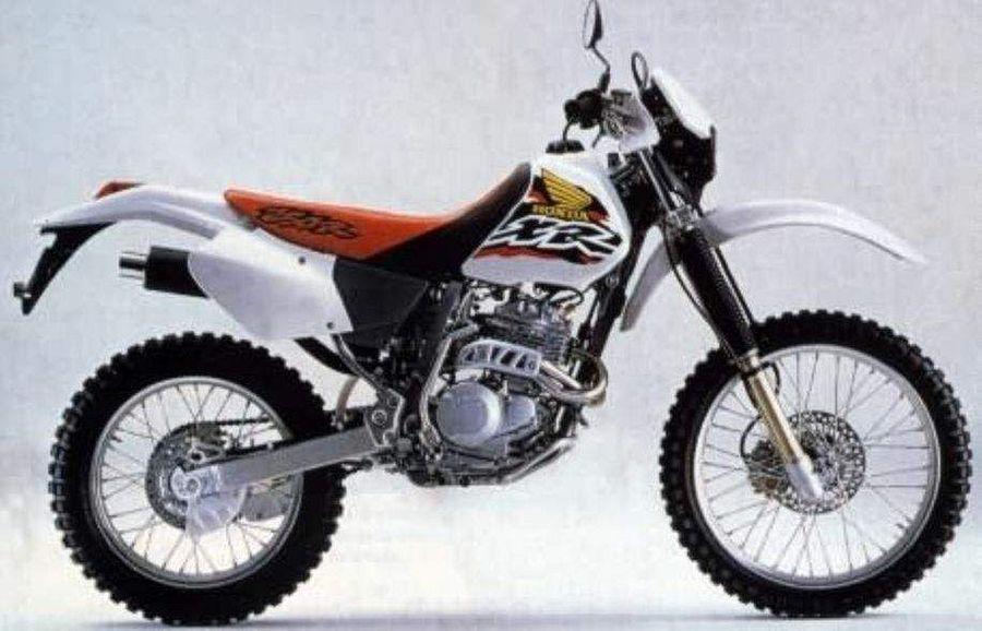 Honda XR250R (1998)