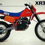 Honda XR350R (1983)