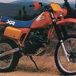 Honda XR350R (1984)