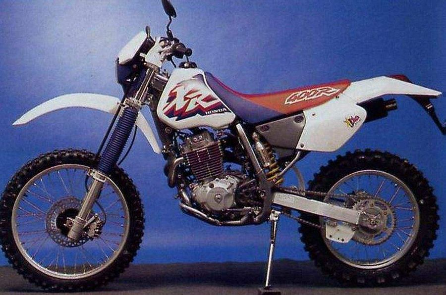 Honda XR400R (1996)