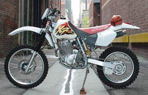 Honda XR400R (1997)