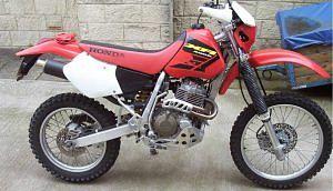 Honda XR400R (2002)