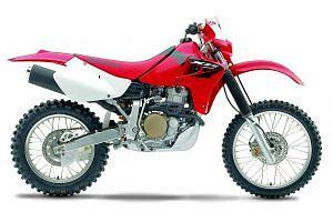 Honda XR 650R (2005)