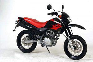 Honda XR 125 L (2007-08)