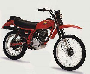 Honda XR200 (1980)