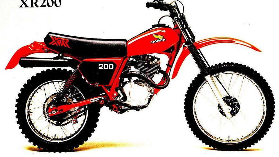 Honda XR200 (1981)
