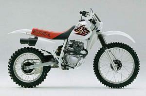 Honda XR200R (1999)