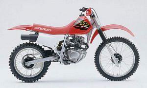 Honda XR200R (2000-01)