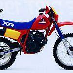 Honda XR200R (1985)
