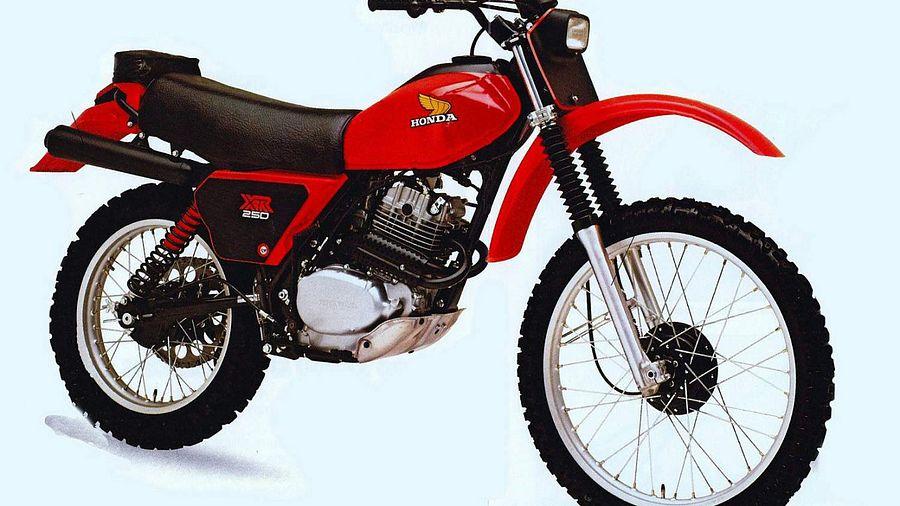 Honda XR250R (1979-80)