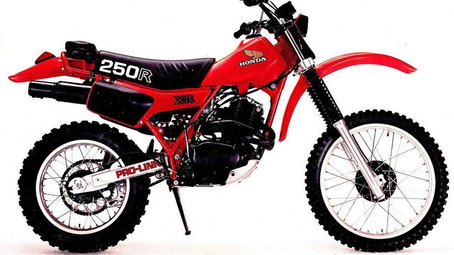 Honda XR250R (1981)