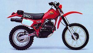 Honda XR250R (1982)