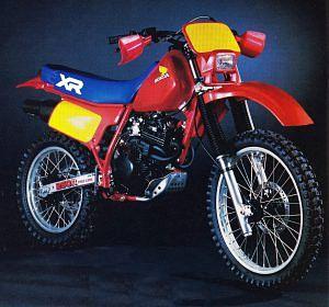 Honda XR250R (1984)