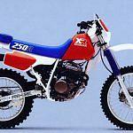 Honda XR250R (1986)