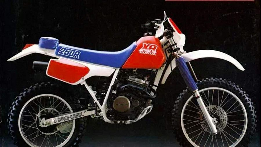 Honda XR250R (1987)