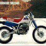 Honda XR250R (1991)