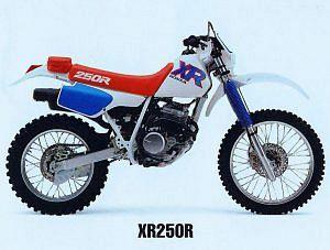 Honda XR250R (1992)