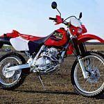 Honda XR 250L (2000-01)