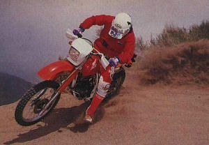Honda XR250R (1991-92)
