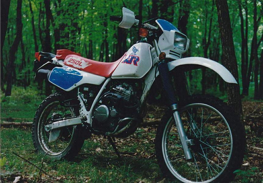 Honda XR 250L (1993-94)