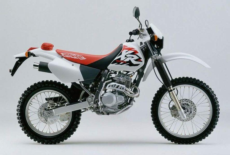 Honda XR250R (1997)