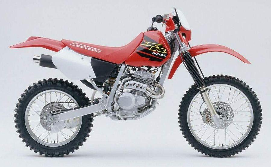 Honda XR250R (2000)