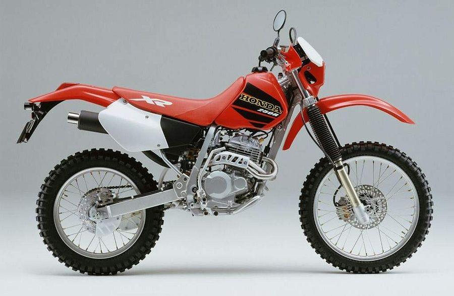 Honda XR250R (2002)