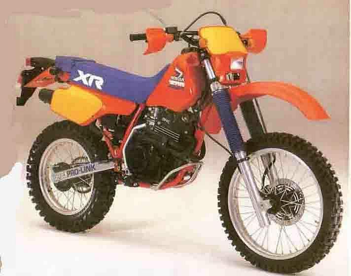 Honda XR350R (1985)