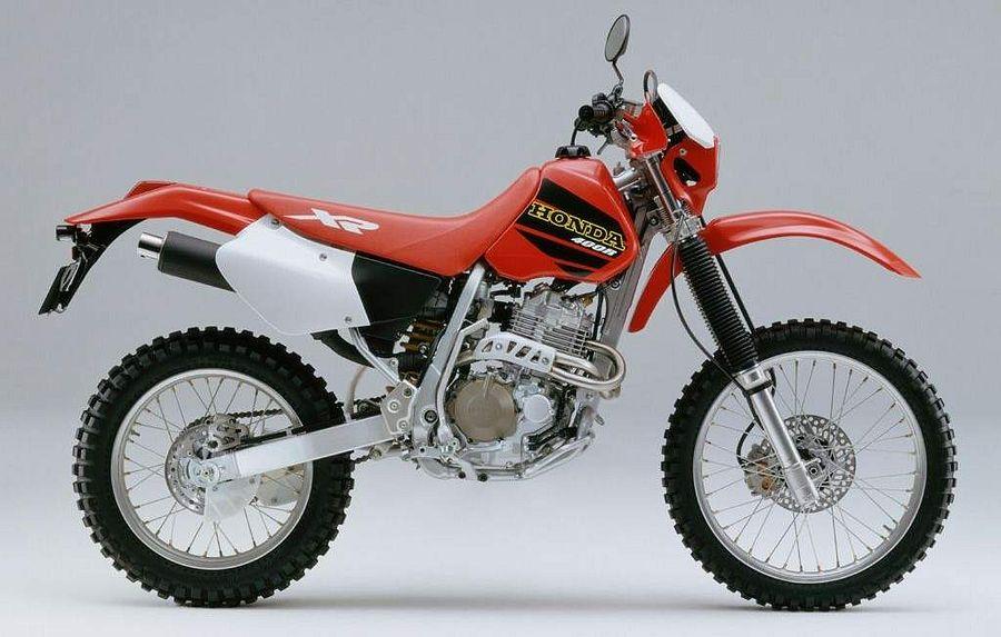 Honda XR400R (2001)