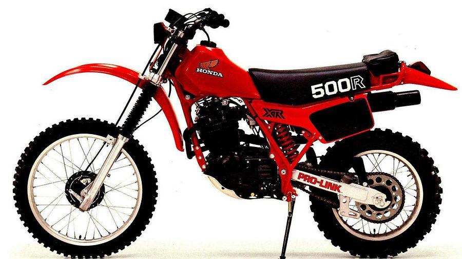 Honda XR500R (1981)