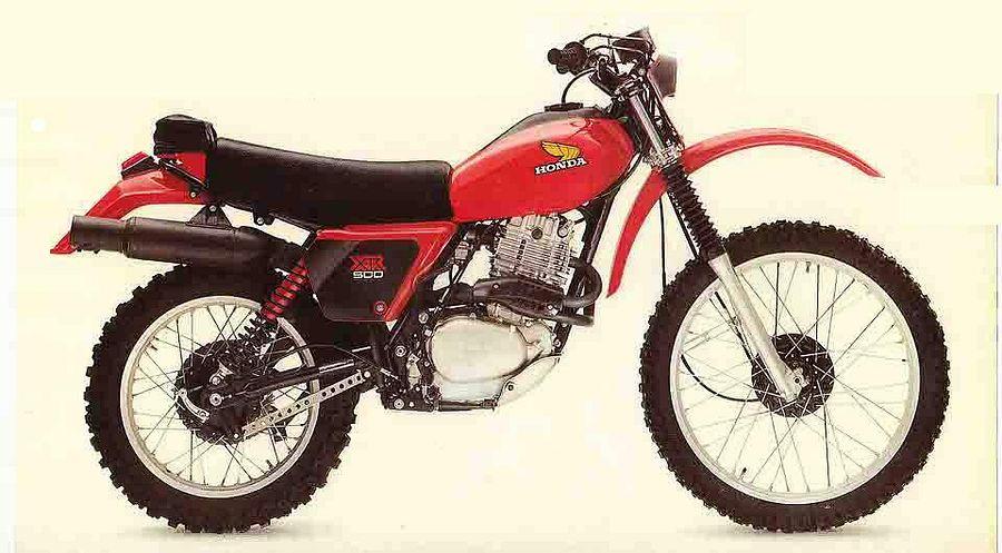 Honda XR500 (1979)