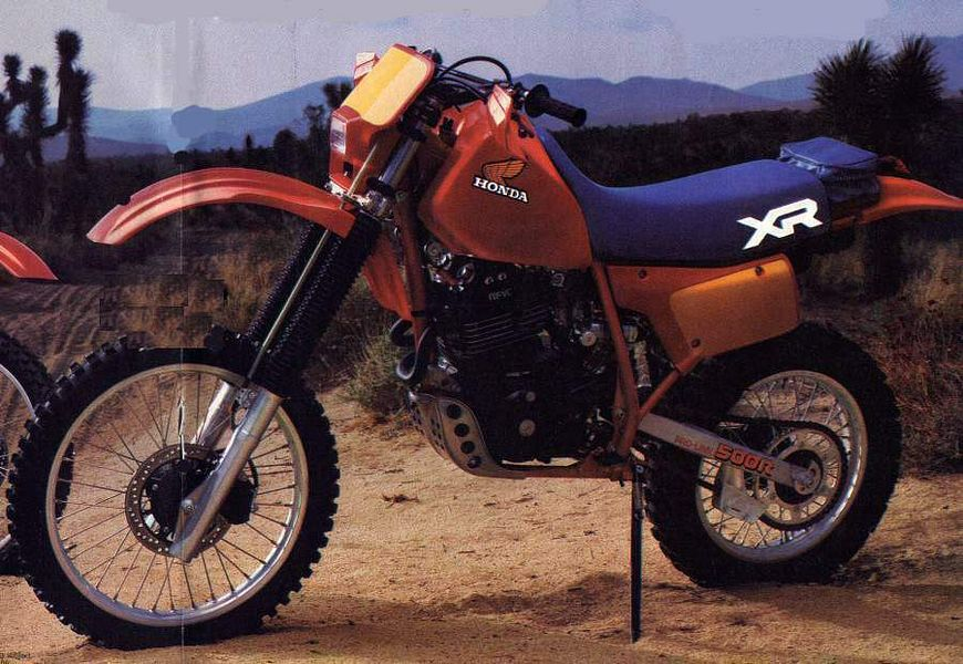 Honda XR500RE (1984)
