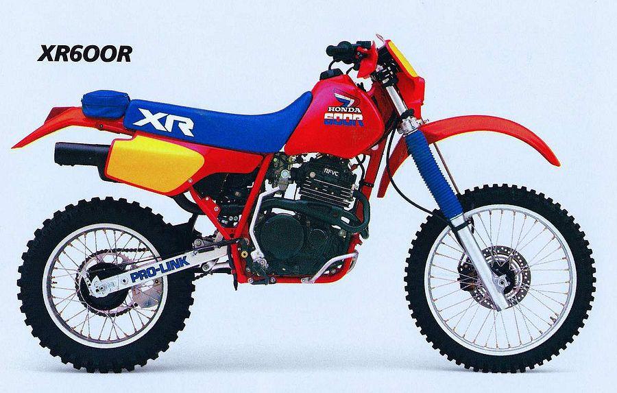 Honda XR600R (1985)