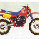 Honda XR600R (1986)
