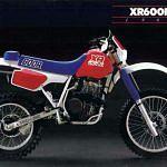 Honda XR600R (1987)