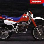 Honda XR600R (1988)