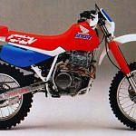 Honda XR600R (1990)