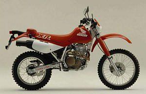 Honda XR600R (1989)