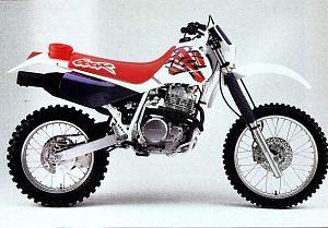 Honda XR 600R (1994)