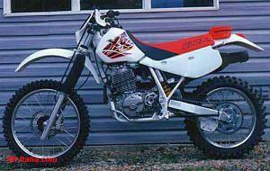 Honda XR 600R (1999)