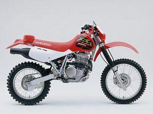 Honda XR 600R (2000)