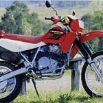 Honda XR 650L (1999-00)