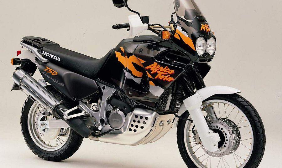 Honda XRV750 Africa Twin (1996)