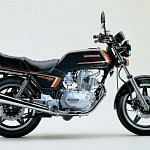 Honda CB250 Super Hawk (1981)