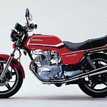 Honda CB250 Super Hawk (1980)