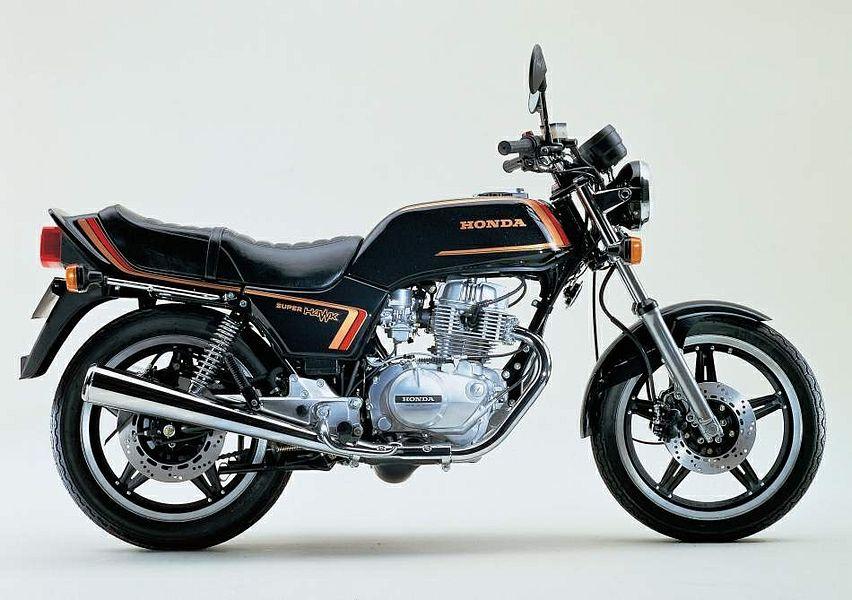 Honda CB250 Super Hawk (1981)