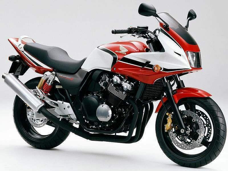 Honda CB400 Bol D (2005-07)